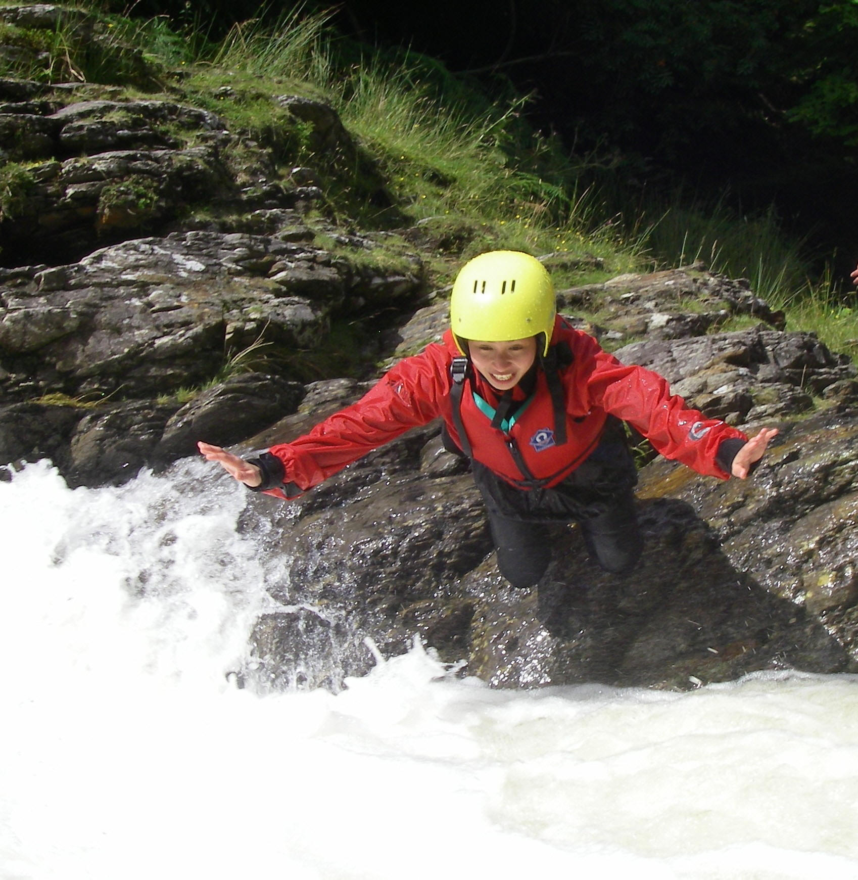 Gorge Walking in Hawkshead