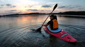 Outdoor Adventures Kayaking