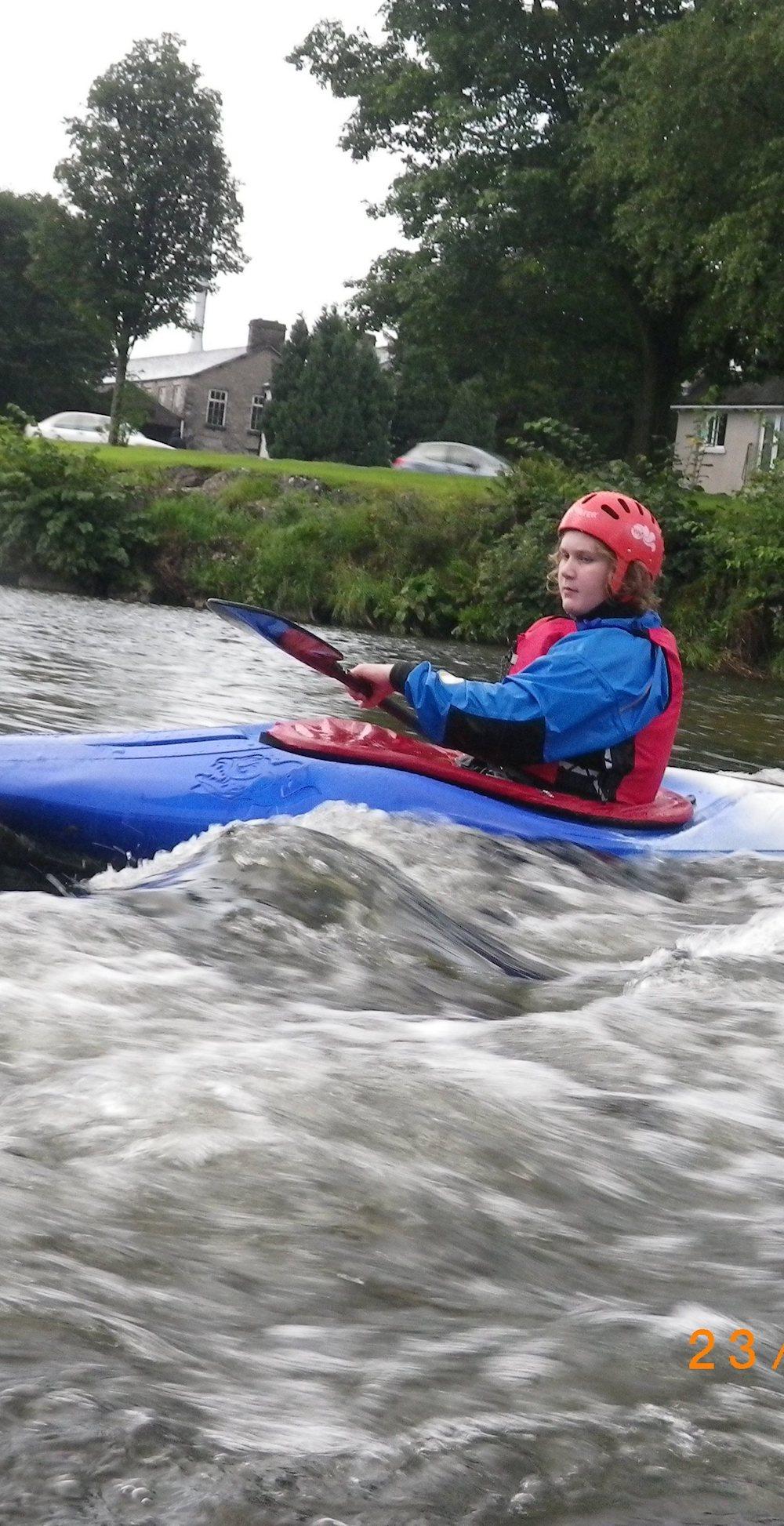 White Water Kayaking