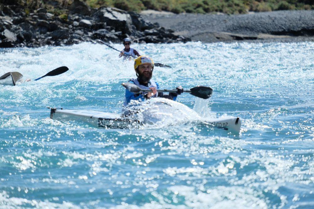 Tim Bayne Kayaking