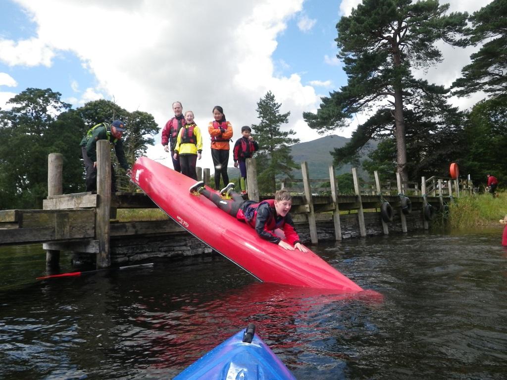 Canoe Slide