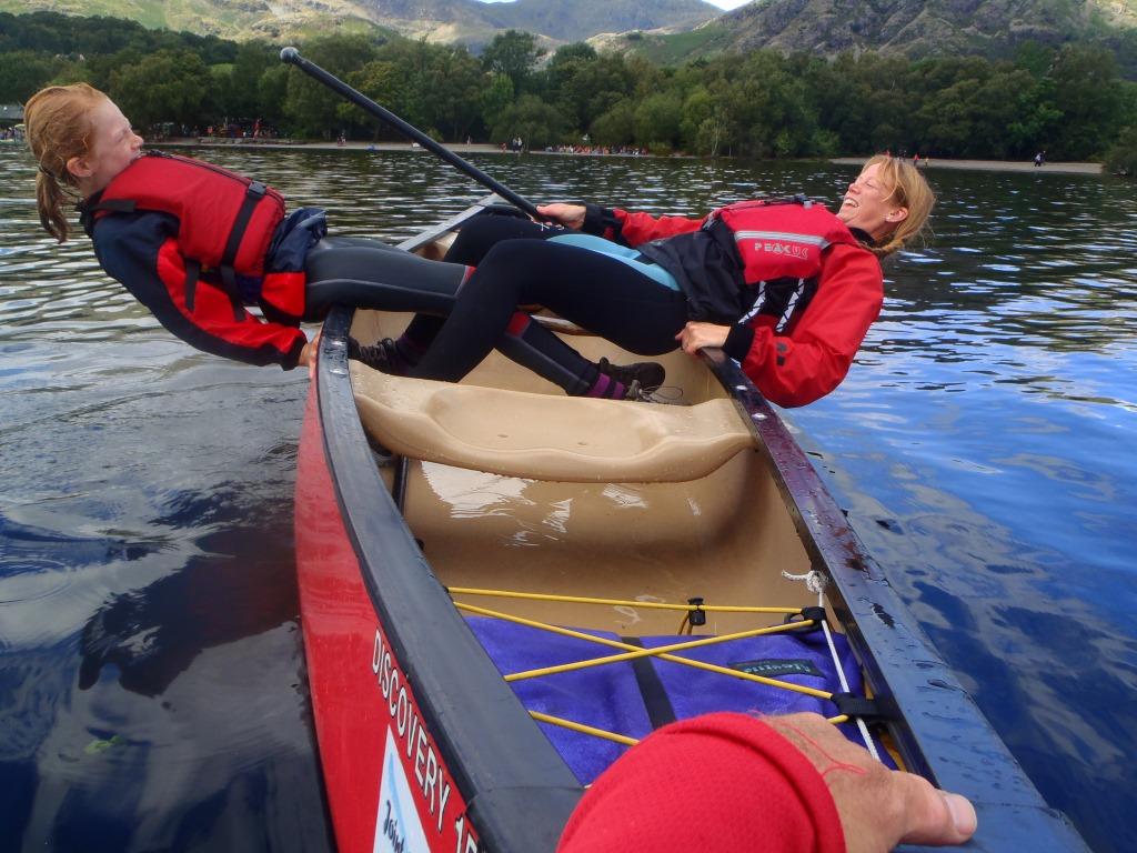 Canoe Trust Games