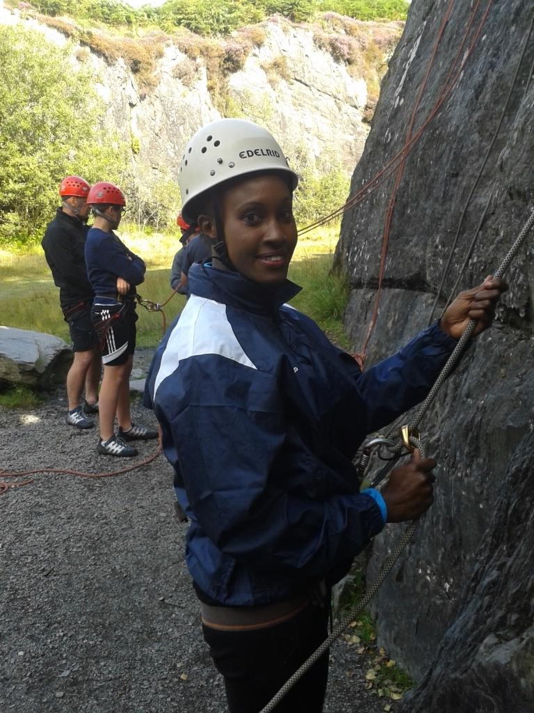 Climbing Belay