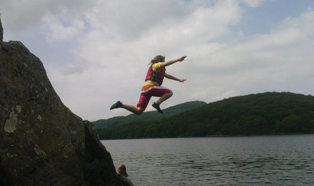 Wild cat island jump