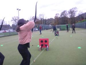 Tag Archery Lake District